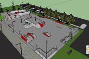 Σύγχρονο «τριπλό» skate park για τη νεολαία στα Τρίκαλα