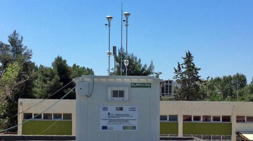 Νέοι σταθμοί Μέτρησης της Ατμοσφαιρικής Ρύπανσης στην Περιφέρεια Θεσσαλίας