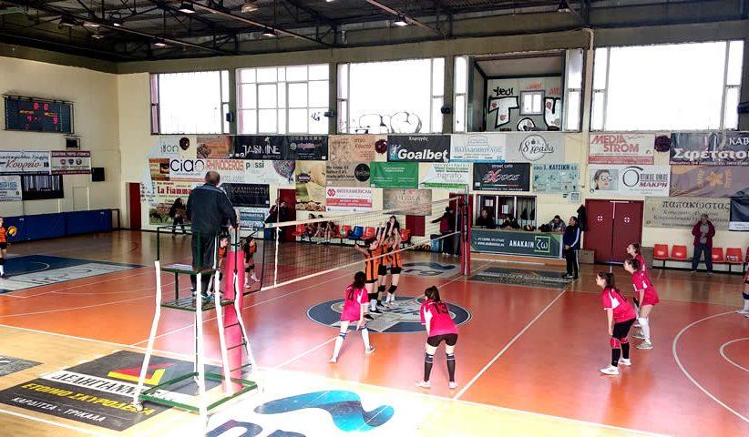 Στο Μουζάκι οι ημιτελικοί του Σχολικού Πρωταθλήματος Βόλεϊ με τη συμμετοχή του ΓΕΛ Μουζακίου