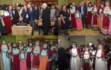 Με μεγάλη συμμετοχή η κοπή πίτας του Συλλόγου Απανταχού Παλαιοχωριτών «Άγιος Δημήτριος»