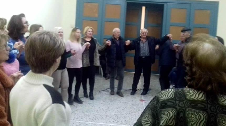 Παραδοσιακά γιορτάστηκε η Τσικνοπέμπτη στη Γελάνθη