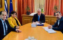 Ασ. Σκόνδρα: Με τη Διοίκηση του ΕΒΕ στον κ. Βορίδη για θέματα του Νομού μας