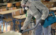 Παπαστεργίου προς Δημάρχους: Πότε γίνονται απολυμάνσεις σχολείων