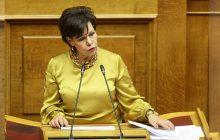 Άμεση επαναλειτουργία των χώρων εστίασης στην επαρχία εισηγείται η Ασημίνα Σκόνδρα