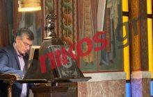 Θεία Λειτουργία της Σταυροπροσκυνήσεως: Ψάλλει ο Σωτήρης Τσιόδρας