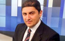 Επίσκεψη του υφυπουργού Αθλητισμού κ. Λ. Αυγενάκη στην Καρδίτσα