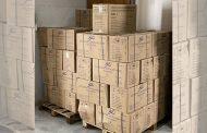 20.000 γάντια από την Περιφέρεια Θεσσαλίας για τις ανάγκες των Νοσοκομείων