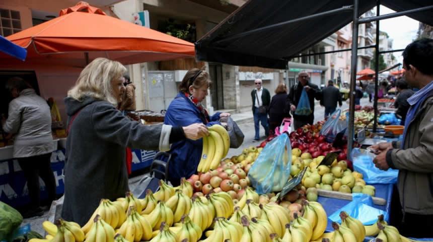 Θεσσαλία: Εντείνονται οι πιέσεις για να βρεθεί λύση για τις λαϊκές αγορές