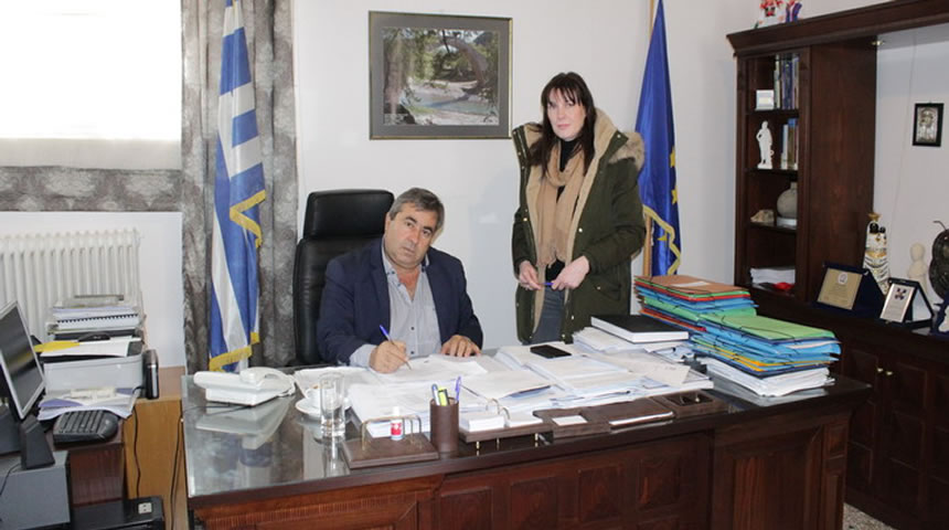 Υποβολή πρότασης ένταξης έργου στην Κοινότητα Πύρρας από το Δήμο Πύλης