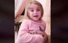 Viral το μήνυμα της μικρής κύπριας Μαρίας στον πρόεδρο Αναστασιάδη για τον κορονοϊό (video)