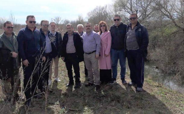 Αρδευτικό δίκτυο κλειστών αγωγών στην Ματαράγκα μελετά ο Δήμος Σοφάδων