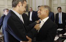Συγχαρητήρια K. Μητσοτάκη σε Κ. Αγοραστό για το σύστημα τηλεϊατρικής κατά του κορωνοϊού