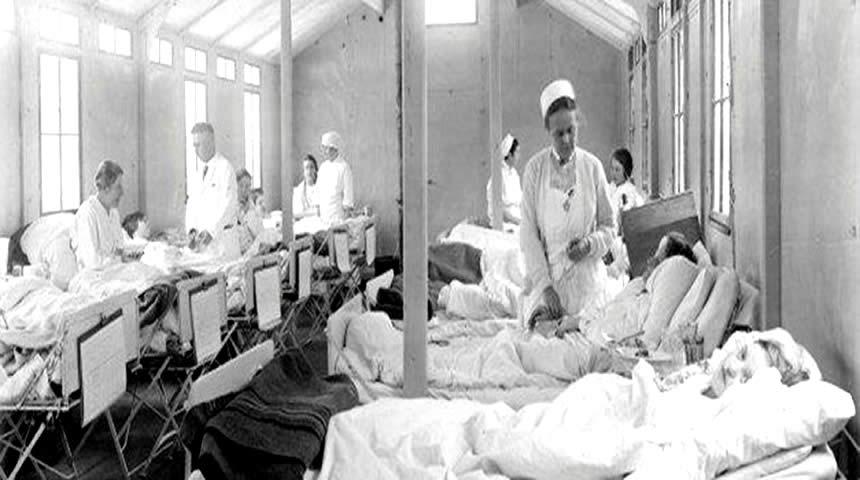 Τι είχε γίνει στην Αθήνα στη μεγάλη γρίπη του 1931