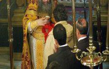 Κορονοϊός: κανένα πρόβλημα με την Θεία Κοινωνία, λέει η Ιερά Σύνοδος