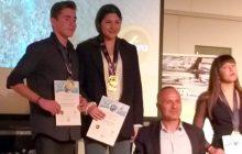 Στην Elite της Κολύμβησης Ανοιχτής Θάλασσας η αθλήτρια της ΑΚΑΚ Άρτεμις Ζαρκαδούλα