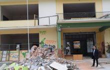 Με ικανοποιητικούς ρυθμούς προχωρά η κατασκευή του νέου Δημαρχείου Kαρδίτσας