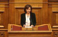 Ασημίνα Σκόνδρα: «Ο ΣΥΡΙΖΑ αντιδρά σε ότι έχει σχέση με λογική και αυτονόητο»