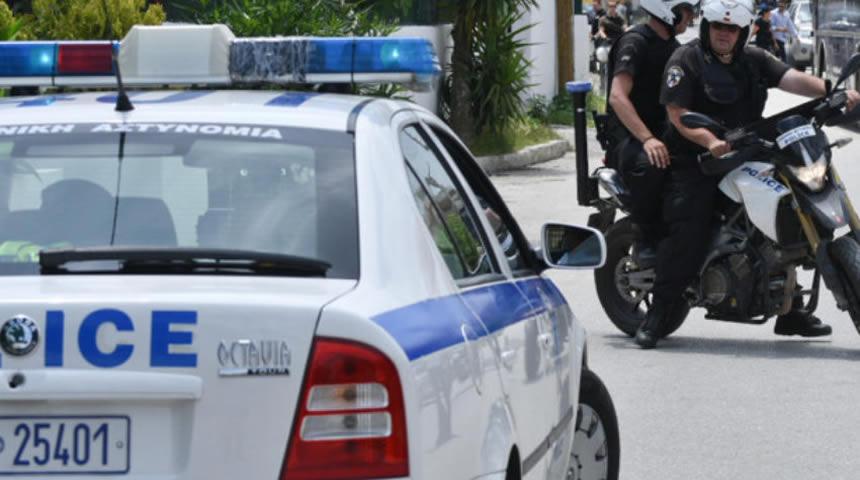 Συνελήφθη άμεσα δράστης ληστείας που διαπράχθηκε σε επιχείρηση στη Λάρισα