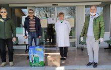 Δωρεά του Κυνηγετικού Συλλόγου Μουζακίου στο Κέντρο Υγείας Μουζακίου