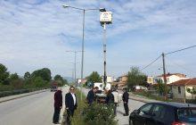 Αναβάθμιση φωτισμού στον νότιο Περιφερειακό της Καρδίτσας