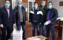 6000 μάσκες παρέλαβε ο Ιατρικός Σύλλογος Καρδίτσας