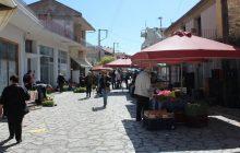 Νέα τοποθέτηση πωλητών στην λαϊκή αγορά Πύλης