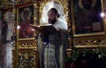 Η Θεία Λειτουργία της Κυριακής των Βαΐων από την Παναγία Σπηλιά