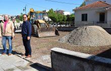 Δημοτικός χώρος ελεύθερης στάθμευσης διαμορφώθηκε στις Καμινάδες