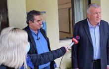 Υγειονομικό Υλικό παρέδωσε ο πρόεδρος της ΠΕΔ Θεσσαλίας Θανάσης Νασιακόπουλος στο κέντρο Υγείας Φαρσάλων