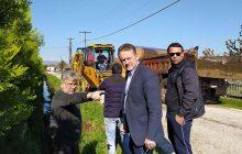 ΔΗΜΟΣ ΚΑΡΔΙΤΣΑΣ: Καθαρίστηκε το αποστραγγιστικό δίκτυο στην Τ.Κ. Προδρόμου