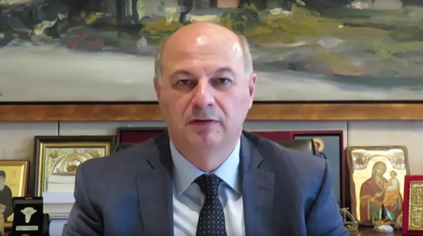 Συνέντευξη του Υπουργού Δικαιοσύνης κ. Κώστα Τσιάρα για την προστασία της Α΄ κατοικίας