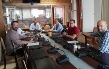 Συνάντηση Γ. Κωτσού με τη Διοίκηση του Επιμελητηρίου Καρδίτσας