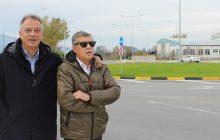 Συντηρεί το οδικό δίκτυο των Δήμων Μετεώρων και Τρικκαίων η Περιφέρεια Θεσσαλίας