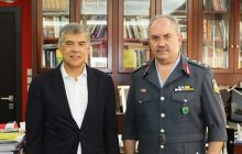 33 νέα αυτοκίνητα για τον στόλο των αστυνομικών υπηρεσιών της Θεσσαλίας