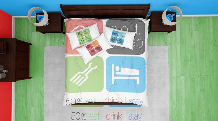 Allout.Cheap. Προσφορές 50% σε φαγητό, ποτό, καφέ και διαμονή!