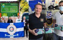 IPA Καρδίτσας: Προσφορά 200000 μασκών μιας χρήσης για το προσωπικό της Ελληνικής Αστυνομίας