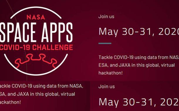 Η NASA στον αγώνα κατά του COVID-19 - Online Virtual Hackathon στη Λάρισα