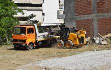 Διαμορφώθηκε νέος χώρος στάθμευσης στη συμβολή των οδών Παλαιολόγου και Δ. Εμμανουήλ στην Καρδίτσα