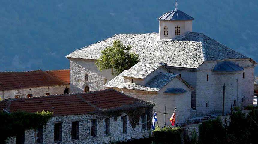 Ωράριο λειτουργίας Ιεράς Μονής Σπηλιάς