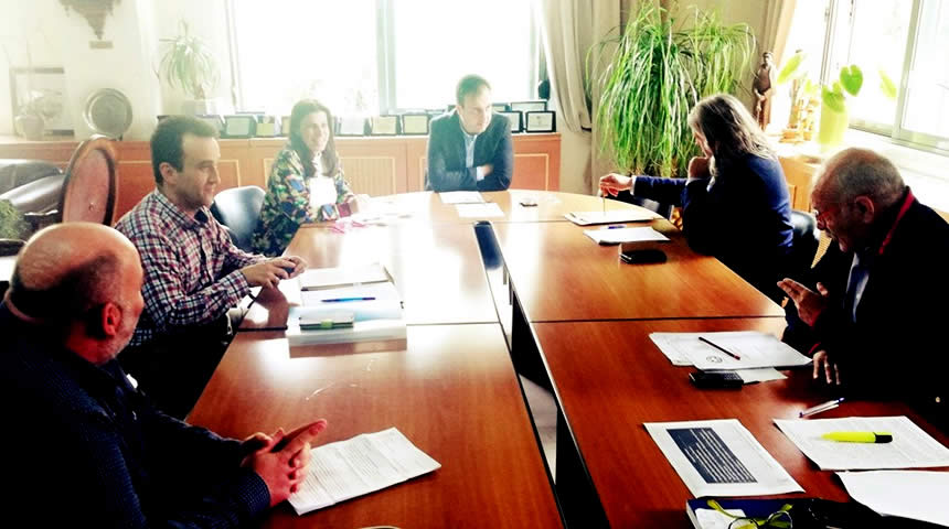 «Πράσινο Σημείο»: Ακόμη ένα μεγάλο έργο για τη διαχείριση απορριμμάτων στα Τρίκαλα