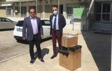 Ιατρικά είδη στο Νοσοκομείο Καρδίτσας προσέφερε ο Δήμαρχος κ. Β. Τσιάκος