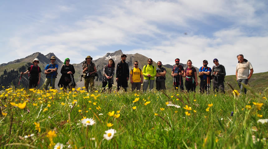 Στο Χατζή ο Σύλλογος Πεζοπορίας Ορειβασίας Τρικάλων