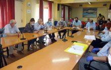 Συνεδρίασε το Συντονιστικό Όργανο Πολιτικής Προστασίας της Π.Ε. Καρδίτσας για τις πυρκαγιές