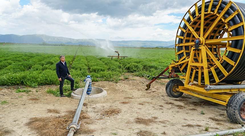 Έργα 238 εκατομμυρίων ευρώ για την ενίσχυση του πρωτογενούς τομέα από την Περιφέρεια Θεσσαλίας