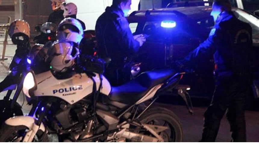Σοβαρό επεισόδιο στην Άρτα – Στο Νοσοκομείο με σοβαρό τραυματισμό 3 Αστυνομικοί