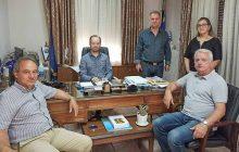 Συνάντηση του Δ.Σ. του Συλλόγου Εκπ/κών Π.Ε. Καρδίτσας με το Δήμαρχο Δ. Μουζακίου