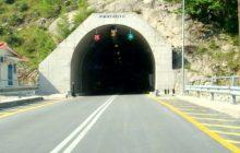 Τις σήραγγες του οδικού δικτύου της Π.Ε. Τρικάλων συντηρεί η Περιφέρεια Θεσσαλίας