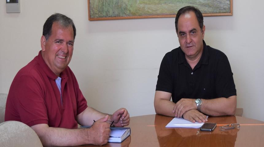 Οι δήμοι Καρδίτσας και Λίμνης Πλαστήρα προωθούν διαδημοτική συνεργασία για το ποδήλατο