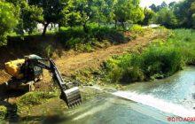 Ξεκινούν τρία νέα αντιπλημμυρικά έργα σε Παλαμά, Μουζάκι και στον ορεινό όγκο