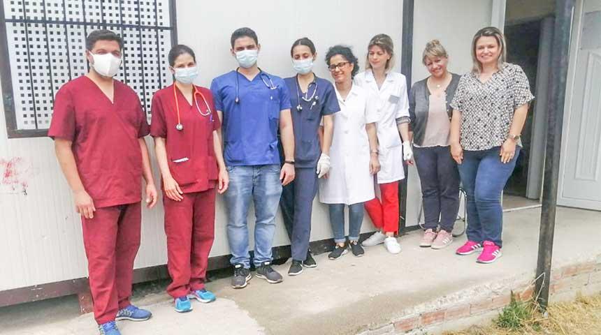 Δράση εμβολιασμού από το Γεν. Νοσοκομείο Καρδίτσας σε συνεργασία με το Παράρτημα ΡΟΜΑ